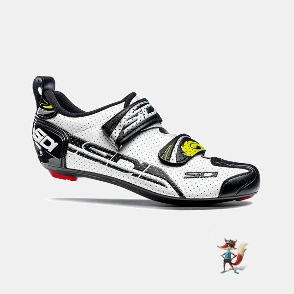 Zapatillas Sidi T4 para triatlon amarilla Zapatillas Sidi T4 para triatlon  blanca ... 322109ecb2e