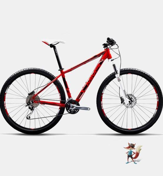 Bicicleta MMR Kuma 10 roja