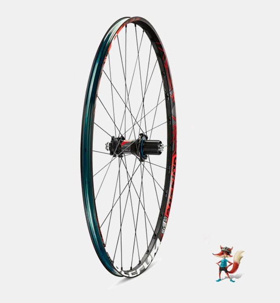 Ruedas Fulcrum Red Passion MTB 27