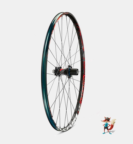 Ruedas Fulcrum Red Passion MTB 29