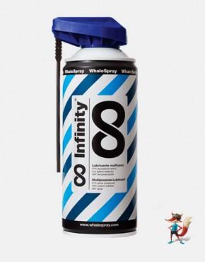 Aceite cerámica infinity spray 400