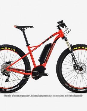 Bicicleta eléctrica Orbea de Montaña Wild