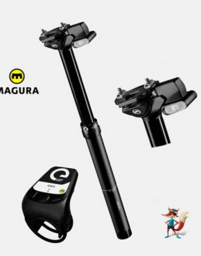 Tija sillin telescopica Magura Vyron wireless
