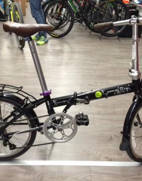 Bicicleta Dahon Usada plegable