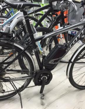 Bicicleta Scott electrica usada