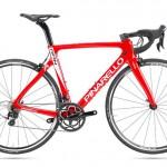 Bicicleta Pinarello gan carretera