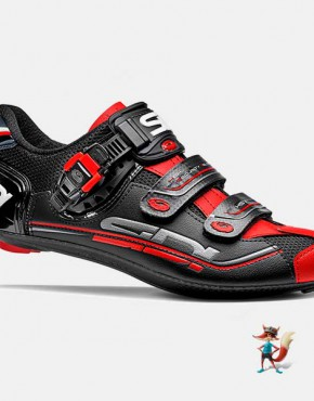Zapatillas Sidi Genius 7 negro rojo