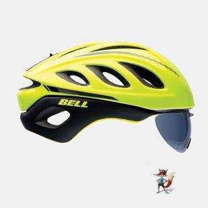 Casco Bell Star Pro amarillo