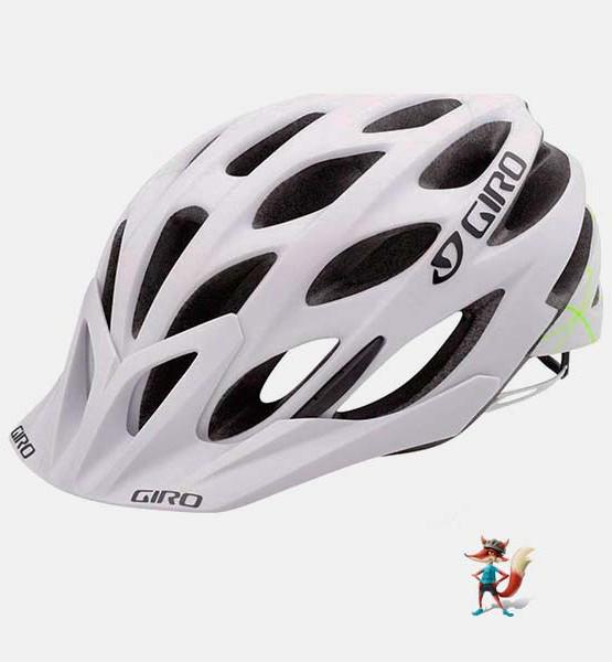 casco giro phase blanco