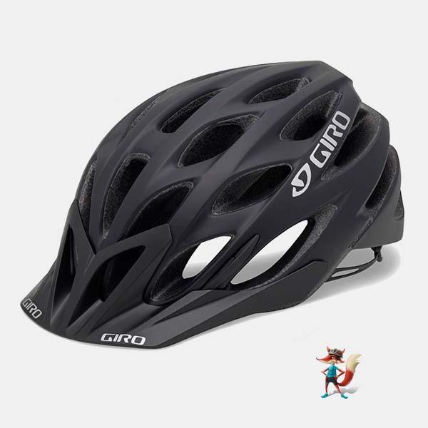 casco giro phase negro