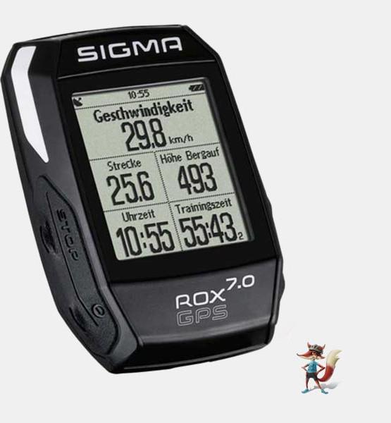 Gps Sigma Rox 7.0