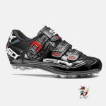 Zapatillas Sidi Eagle 7 negras dama