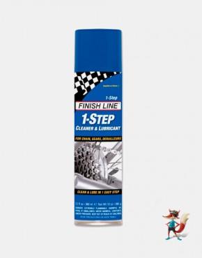 Aceite Finish Line Limpia lubrica