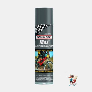 Aceite lubricante Max Suspension Spray