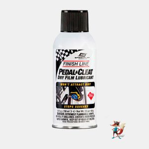 Aceite Lubricante Finish Line pedal cala