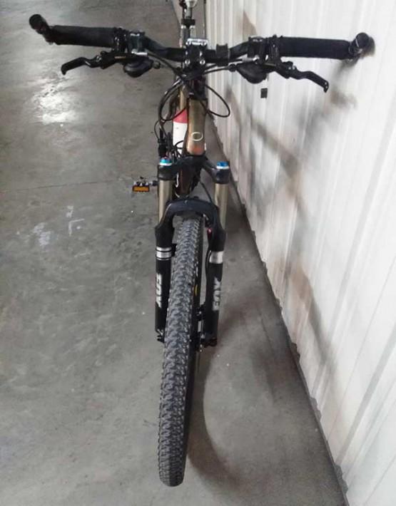 Bicicleta Orbea Usada MTB