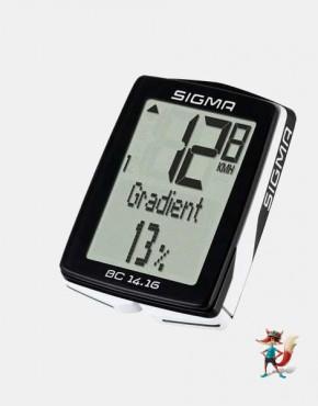 Cuentakilometros Sigma BC 14.16