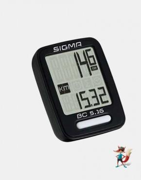 Cuentakilometros Sigma BC 5.16