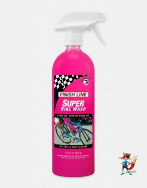 Limpiador Finish Line Super Bike Wash