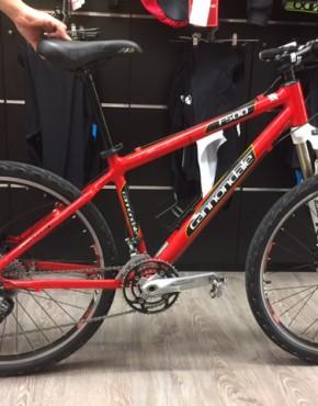 Bicicleta Cannondale F500 Usada