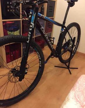 Bicicleta usada Cannondale FSI carbon 2
