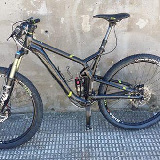 Bicicleta Cannondale Trigger usada MTB