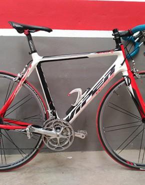 Bicicleta Viper carretera carbono usada