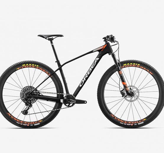 Bicicleta Orbea Alma carbono 29 M25 Eagle 2018