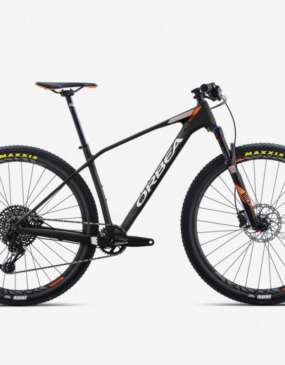 Bicicleta Orbea Alma carbono 29 M30 Eagle 2018