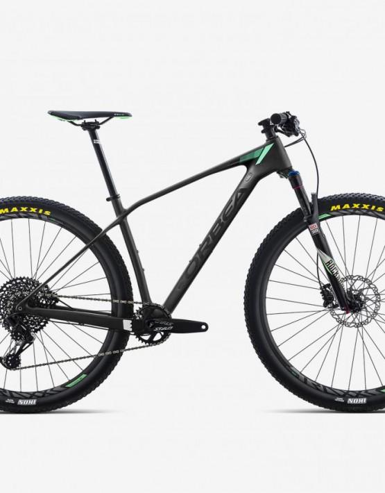 Bicicleta Orbea Alma Carbono 29 M30 Eagle 2018 Bicicletas De Montaña Mtb 29
