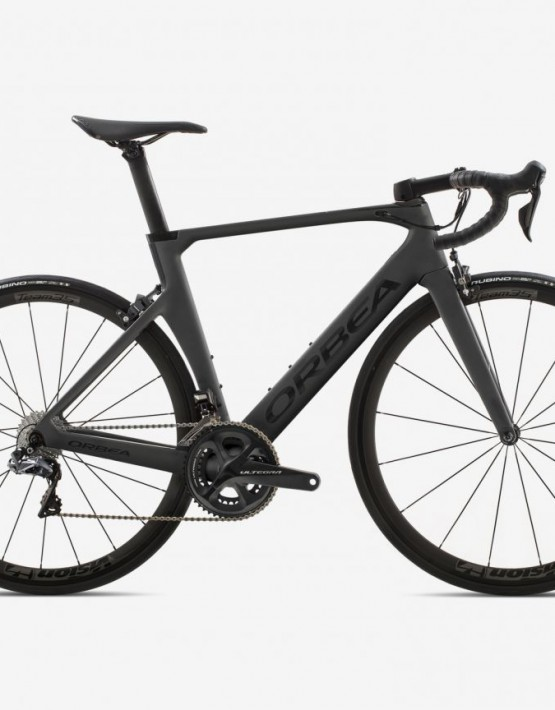 bicicleta Orbea Orca Aero M20i team negra