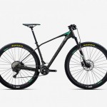 Bicicleta Orbea Alma carbono 29 M30 XT 2018