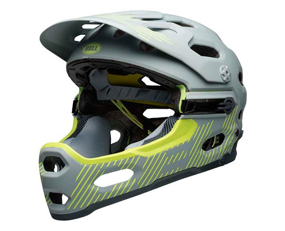 Casco Bell Super 3R Enduro