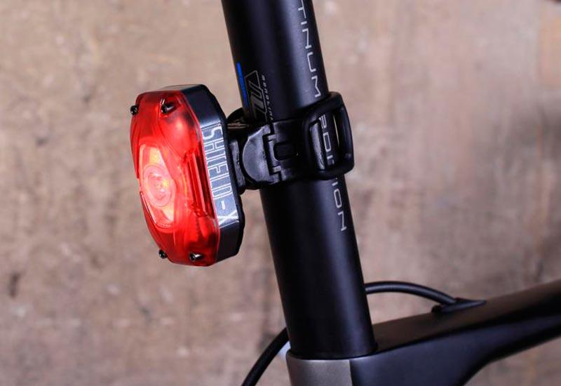 Moon Shield Luz Trasera para Bicicleta
