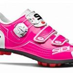 Zapatillas Sidi Trace dama MTB rosa