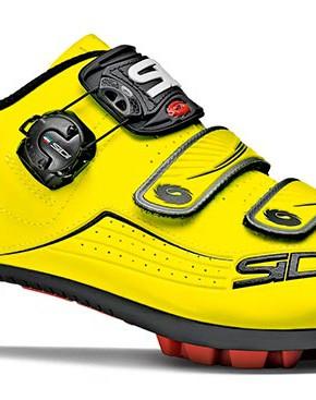Zapatillas Sidi Trace MTB amarillas