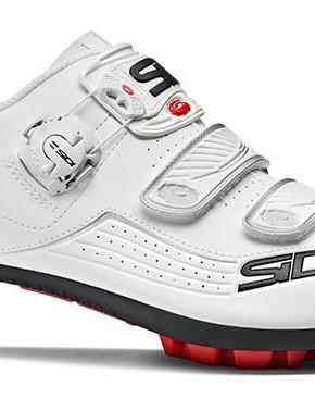 Zapatillas Sidi Trace MTB blancas