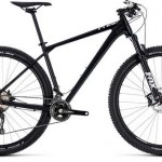 Bicicleta Cube Reaction SL 2018