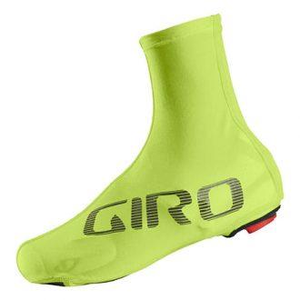 Cubrezapatillas Giro Ultralight aero amarillas