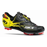 Zapatillas Sidi Tiger negro amarillo