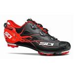 Zapatillas Sidi Tiger negro rojo