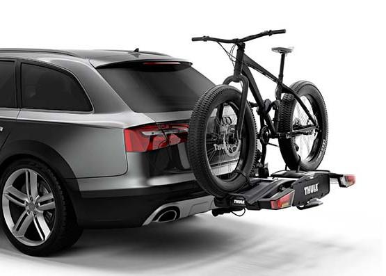 Portabicicletas Thule Easyfold XT 2 bicis bola
