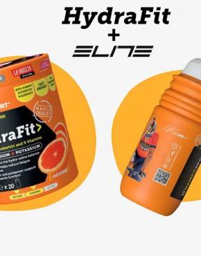 Bebida hipotonica NamedSport HydraFit
