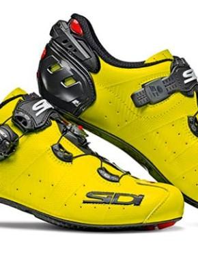 Zapatillas Sidi Wire 2 carbon amarillas
