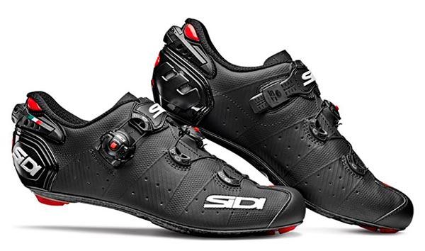 Zapatillas Sidi Wire 2 carbon negras
