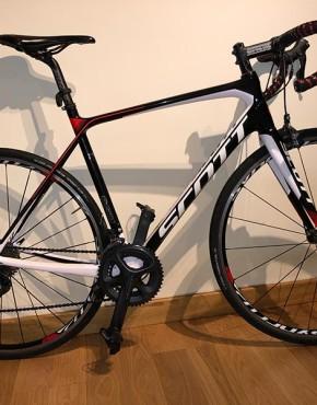 Bicicleta Usada Scott Solace 20