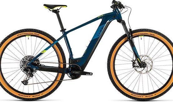 Bicicleta Cube Reaction Hybrid SL