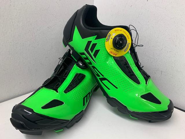 Zapatillas Montaña MSC verdes