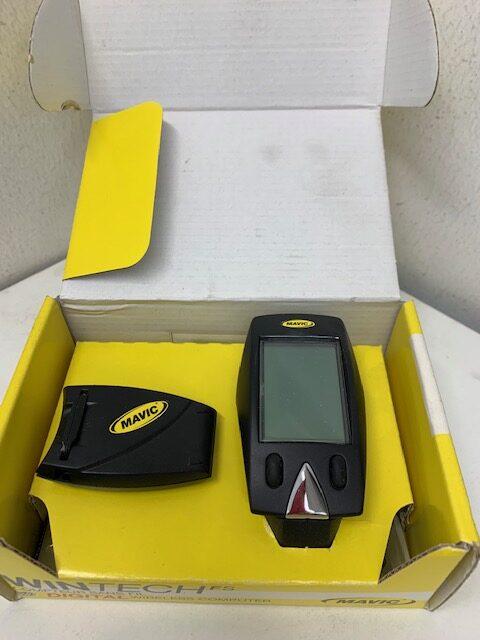 Cuentakilometros Mavic WindTech FS