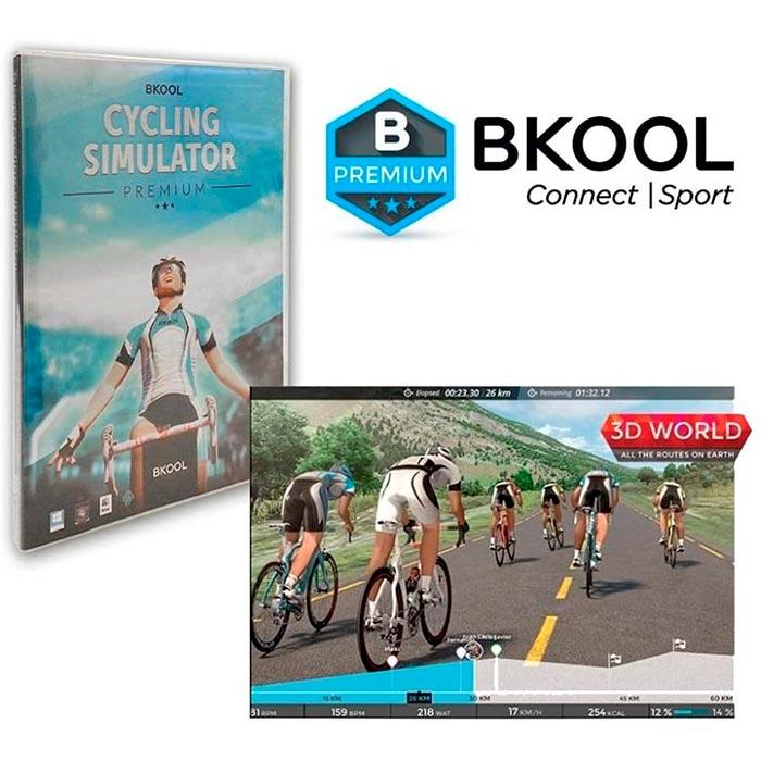 Suscripción Bkool Premium anual